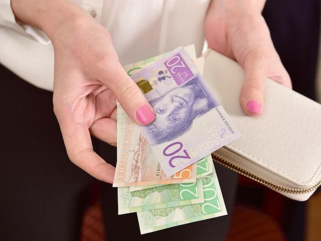 Kds tar strid om fondpengarna