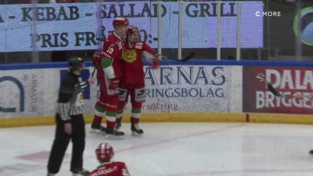 HIGHLIGHTS: Mora-Oskarshamn 4-1