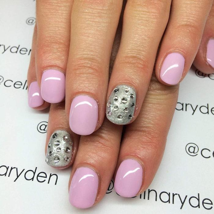 förlänga naglar hemma