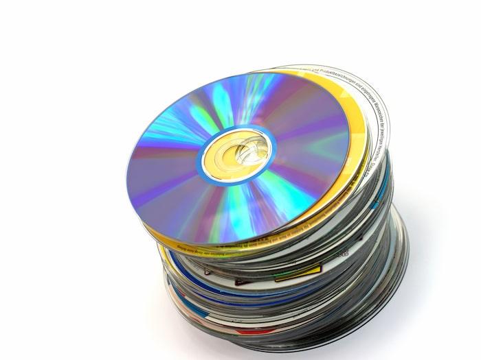 återvinning cd skivor