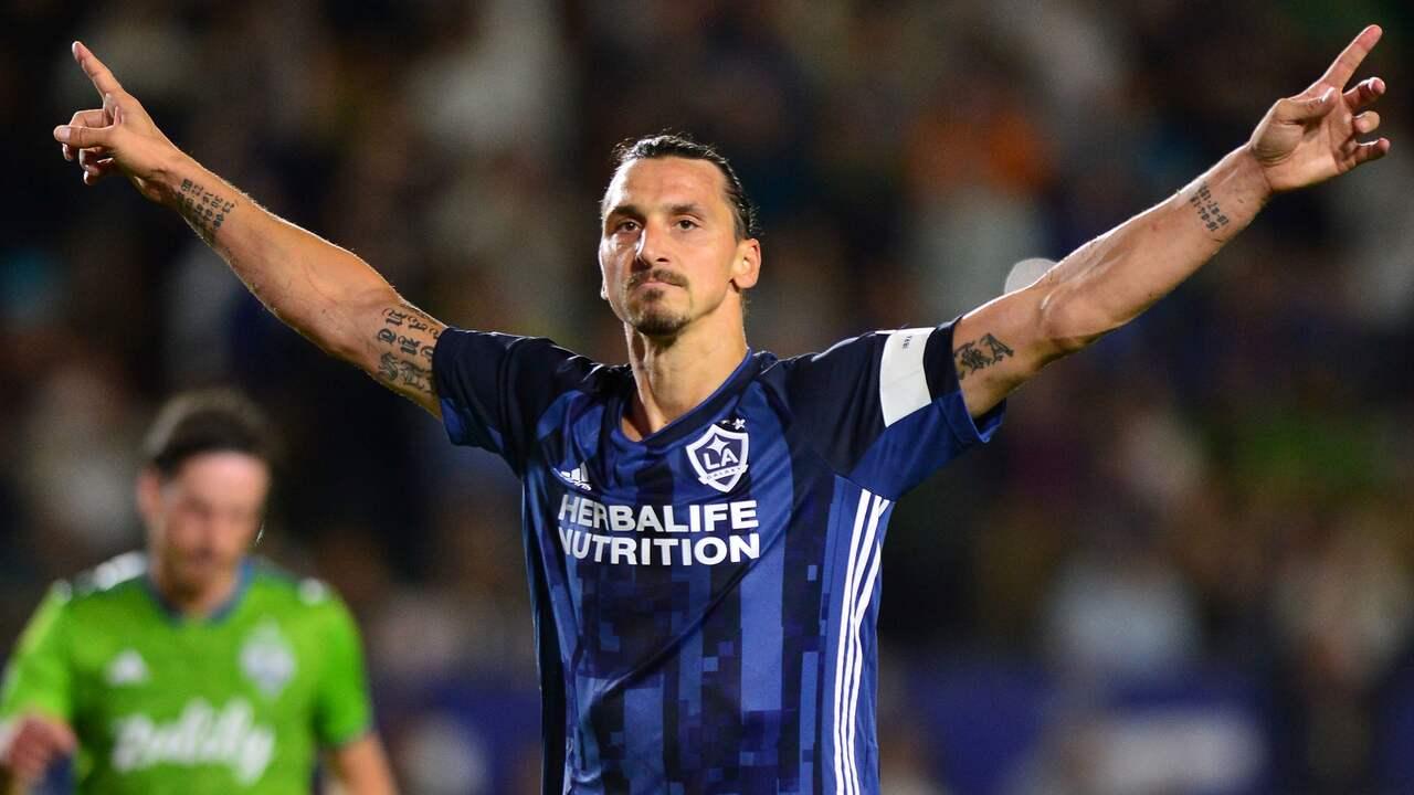 Zlatans galna målform – slog till i natt igen