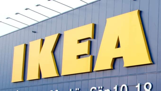Ikea toppar listan. Foto: Henrik Isaksson/Ibl / /IBL