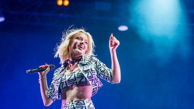 Vem är Zara Larsson?
