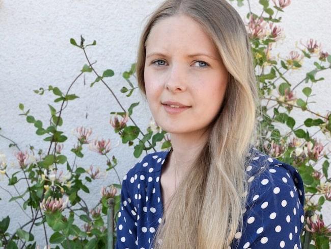 Linnéa Ahlsten Lundgren bor drömlikt på södra Gotland tillsammans med sin familj.