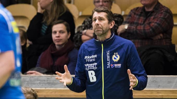 Magnus Wislander. Foto: ANDREAS L ERIKSSON