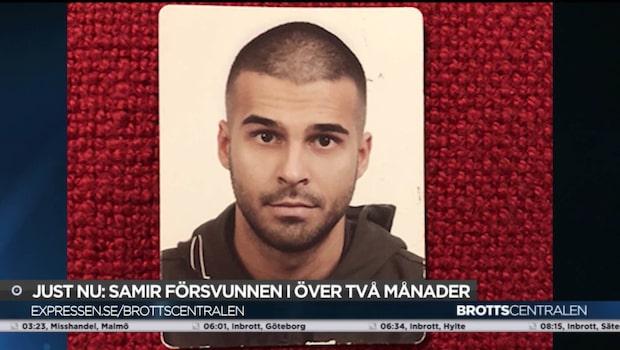 Samir Khan, 22, är spårlöst försvunnen