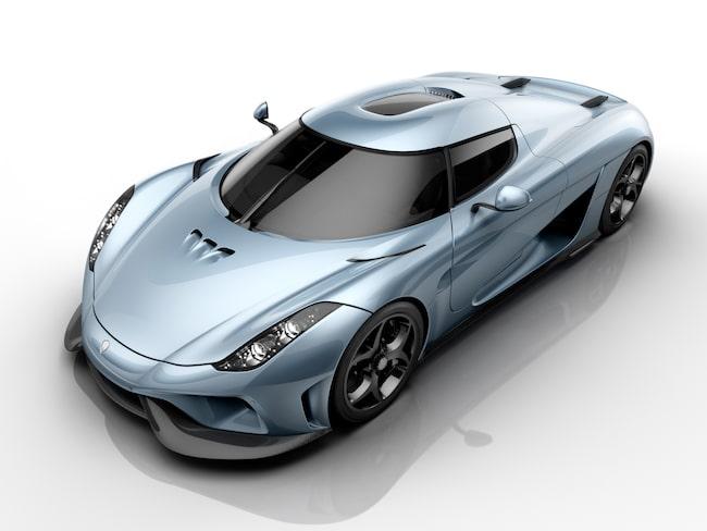 Koenigsegg Regera – ett av bilvärldens häftigaste kraftpaket.