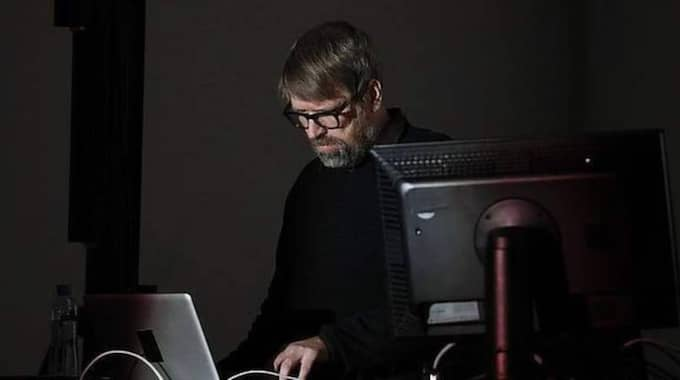 Anders Weberg. Foto: Magdalena Gabban