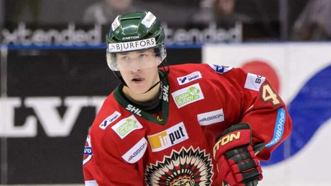 Tom Nilsson stängs av i tre matcher - en omvandlas till böter. Foto: Carl Sandin