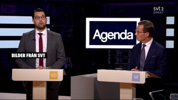 """Jimmie Åkesson om regeringens klimatpolitik: """"Oseriös och ineffektiv"""""""