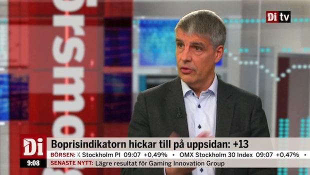 "Guri om boprisindikatorn: ""Folk måste bo"""