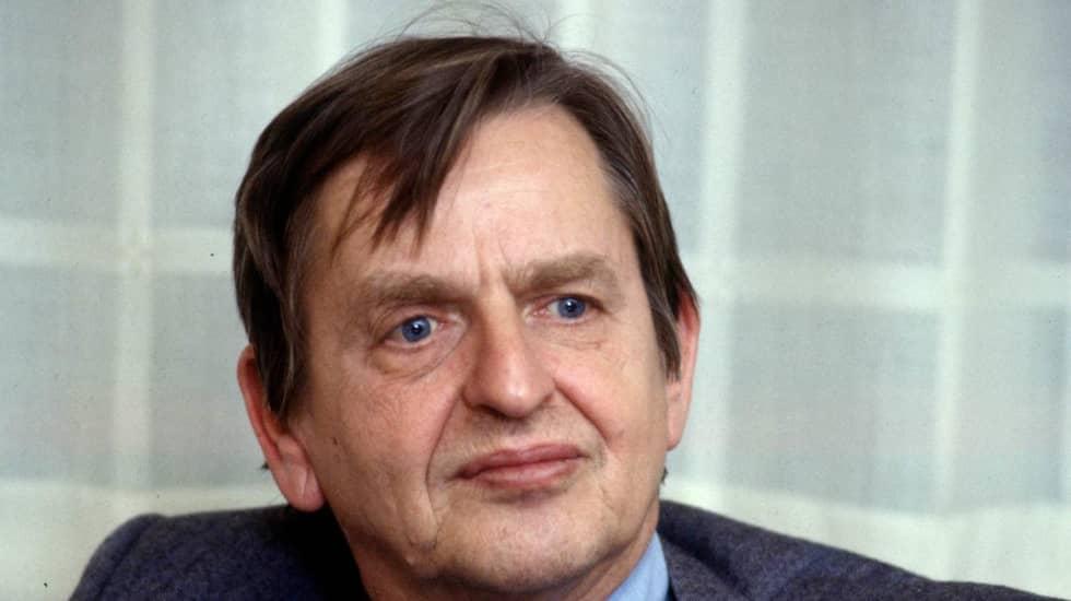 Olof Palme. Foto: TOBBE GUSTAVSSON / PRESSENS BILD