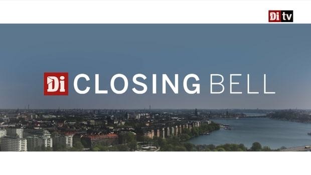 Closing Bell 13 juni - Atlas Copco skiljer av Epiroc