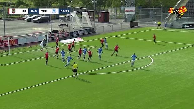 Höjdpunkter: Brommapojkarna-Trelleborg