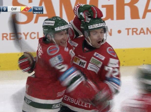 Highlights: Frölunda-Djurgården