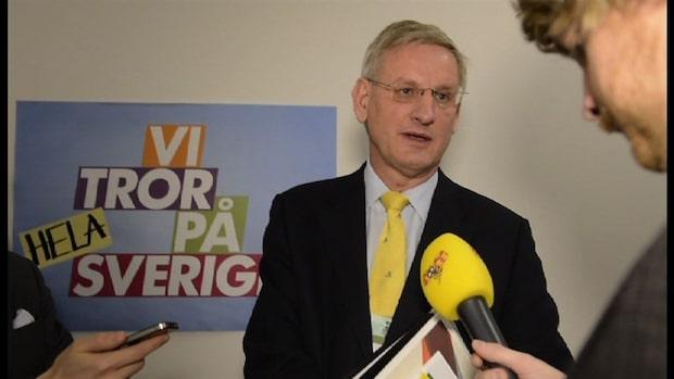 Carl Bildt ber om en förklaring från Aftonbladet