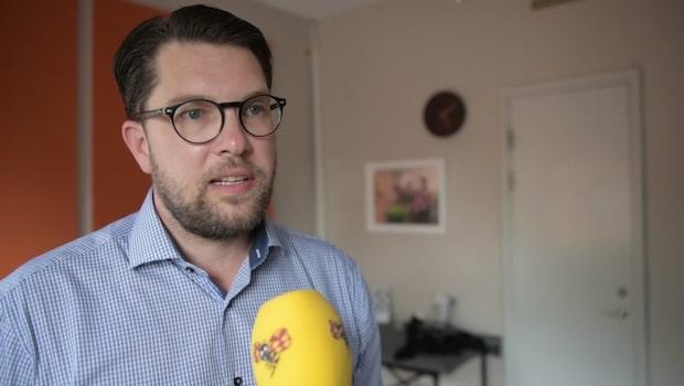 "Jimmie Åkessons val: Ultima Thule-låten ""Fädernesland"""