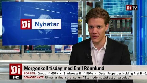 Di Morgonkoll – Danske Bank vinstvarnar och ABB avyttrar