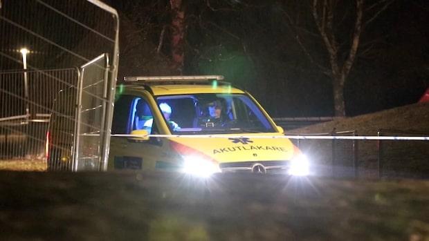Två personer skjutna till döds – polisen utreder mord