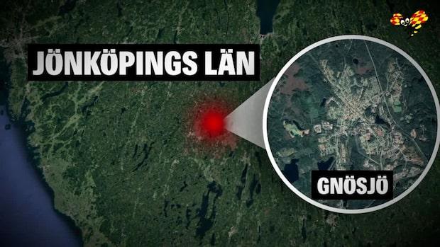 Stort pådrag efter försvunnen pojke i Gnosjö