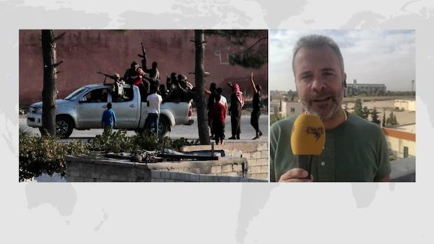 """Kassem Hamadé: """"Kurderna finns inte längre kvar längs gränsen"""""""