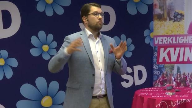 SD:s krav för att godkänna en regering