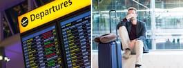 Förseningar: Europas 50 mest drabbade flyglinjer