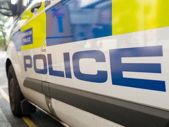 Polisen använde sig av en så kallad mobil fartkamera, det vill säga en buss utrustad med mätutrustning.