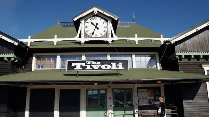 The Tivoli startade 1996 – nu har de begärt sig själv i konkurs. Foto: LASSE SVENSSON