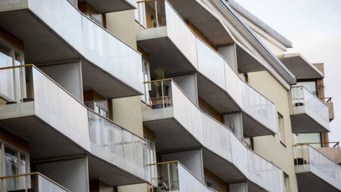Internationella blufföretag bakom bedrägerier på bostadsmarknaden Foto: Christine Olsson/TT