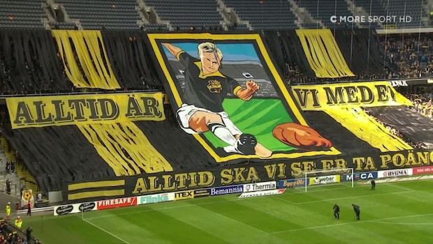AIK:s fräcka pik till Hammarby i derbytifot