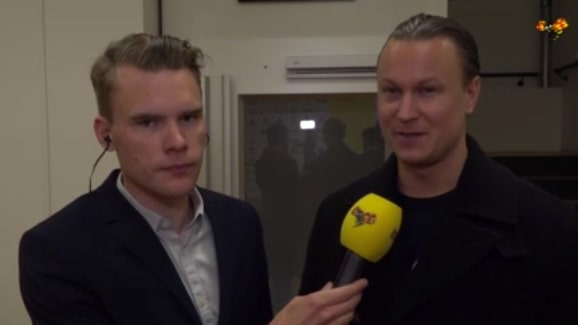 """Daniel Kristoffersson: """"De visar att de är givna i laget"""""""