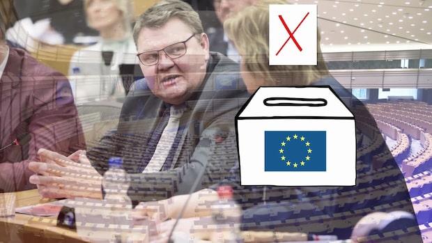 SD röstade nej till åtgärder mot sexuella trakasserier
