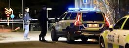 Larm om skottlossning i villaområde i norra Stockholm
