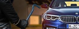 Kraftig ökning av bildelsstölderna