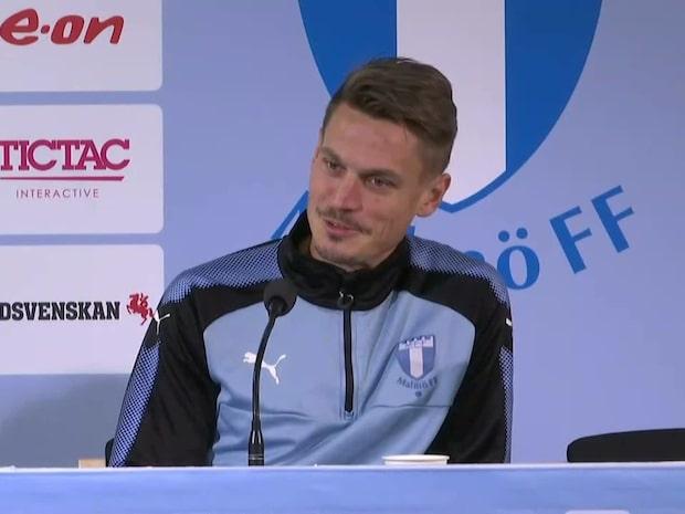Markus Rosenberg förlänger med Malmö FF