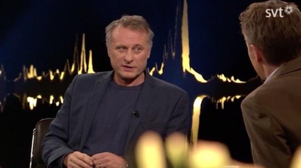 Michael Nyqvist om nära döden-upplevelsen