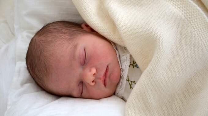 Den 7 juni ska prins Oscar döpas. Foto: Kungahuset