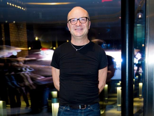 Komikern, författaren och mångsysslaren Jonas Gardell , 52, brukar ofta skämta till det, både på scen och i sociala medier.