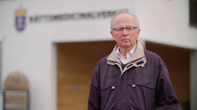 Lennart Rammer var rättsläkare i Kevin-fallet. Foto: SVT/Dokument inifrån