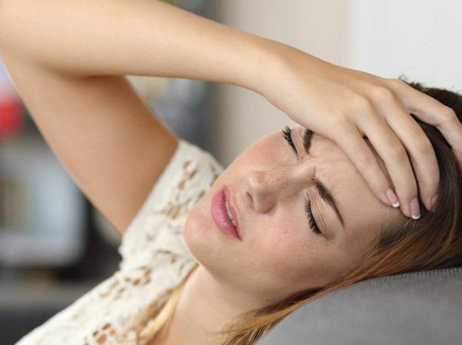 <span>Många blir känsligare för både dofter, ljud och ljus vid en huvudvärksattck.</span>
