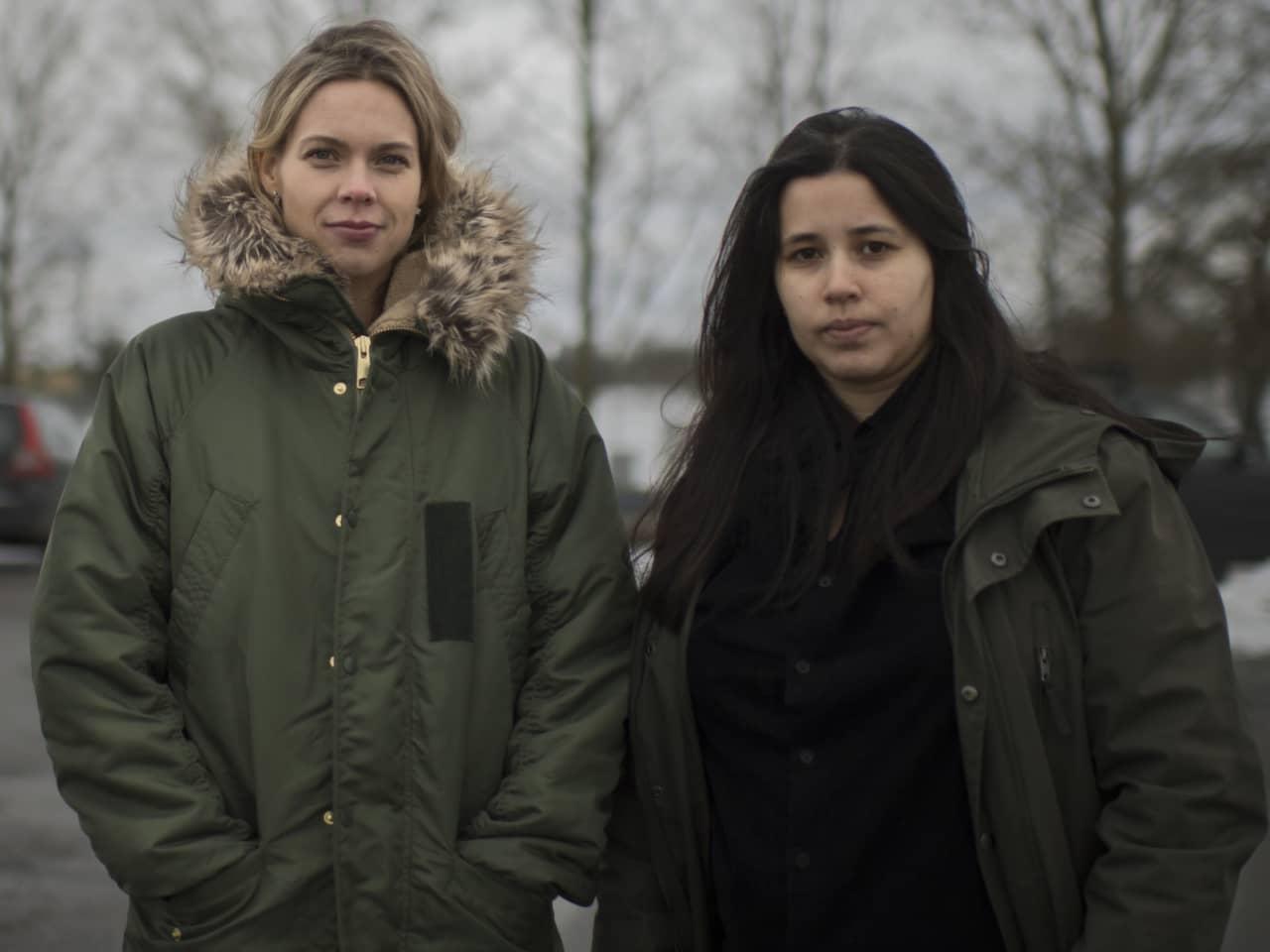 Nina Svanberg & Meli Petersson Ellafi