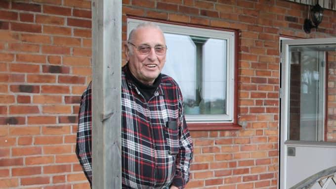 Ett av de nya vittnena är den pensionerade polisen Billy Bertilsson. Foto: Tore Sahlström