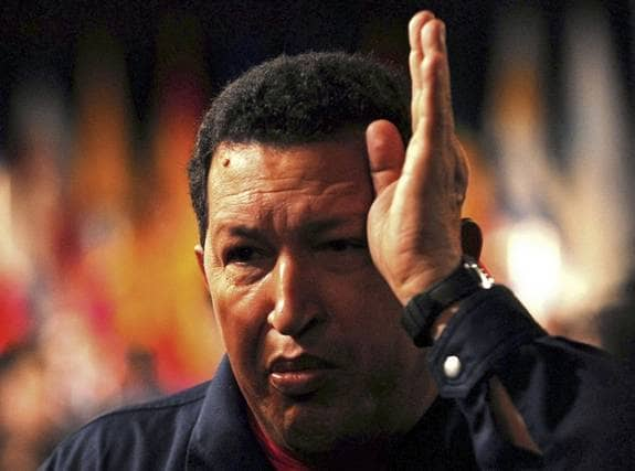 Venezuelas president Hugo Chávez. Foto: REUTERS