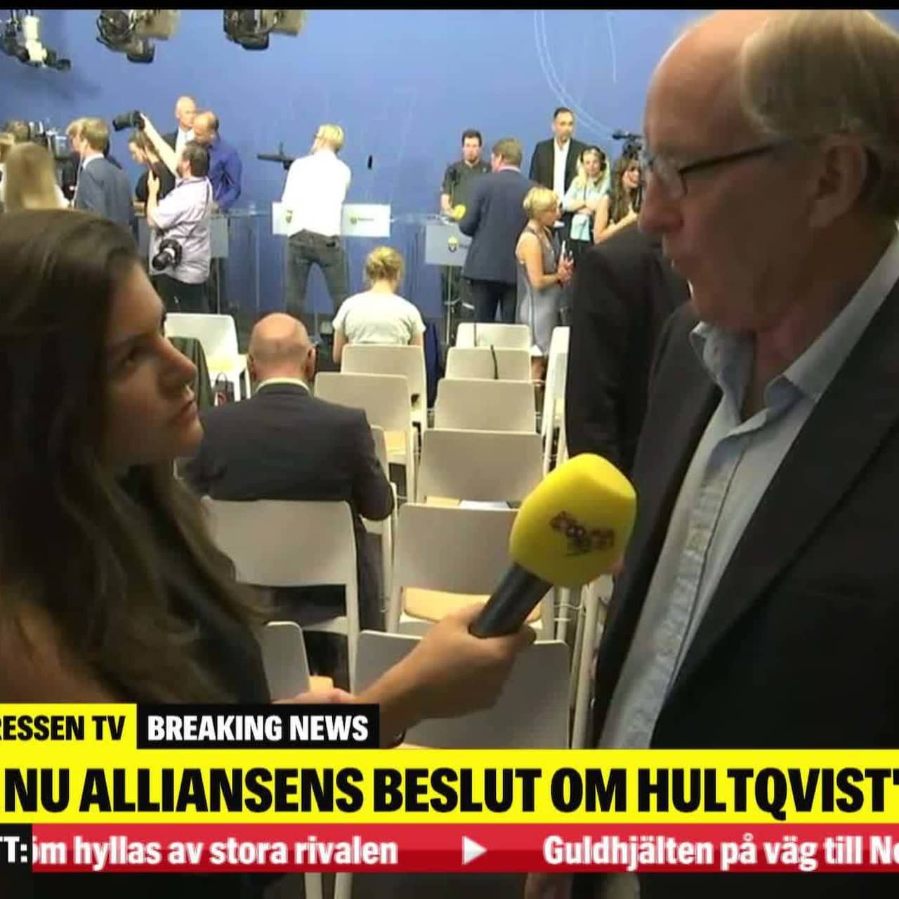 flickvän regeringen Örebro
