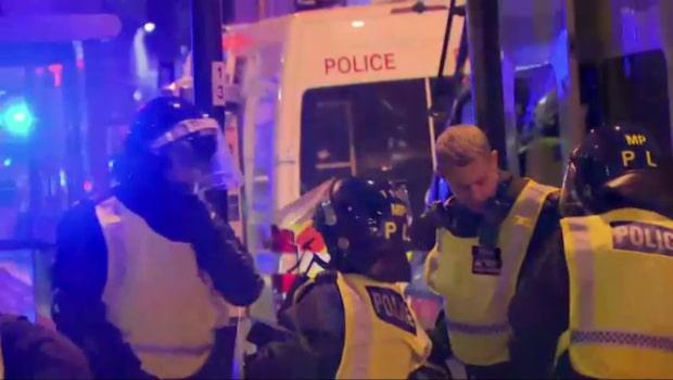 Sju döda och minst 48 skadade efter terrordåd