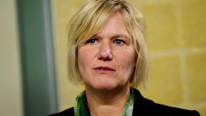 Ann-Marie Begler har tidigare haft en överdirektörtjänst på Socialstyrelsen. Foto: JONAS EKSTRÖMER / SCANPIX / SCANPIX SWEDEN