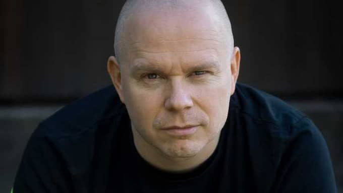 Lasse Mattila, tidigare elitfotbollsspelare. Foto: Ulf Michal