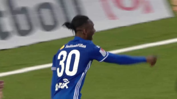 Highlights: Gif Sundsvall–IF Elfsborg 1-1