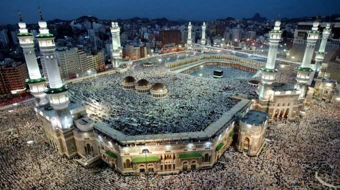 världens största moske